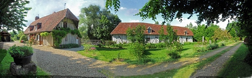 Bed & breakfasts Calvados, from 70 €/Nuit. Farm, Saint Crespin (14270 Calvados), Charm, Guest Table, Swimming Pool, Sauna, Garden, Net, WiFi, Baby Kits, Parking, 3 Double Bedroom(s), Computer, Kids Games, Gîtes De France, ...