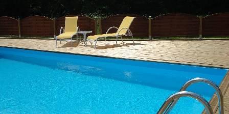 La fermette du Marais La piscine