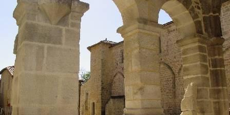Abbaye de Saint Amant de Boixe