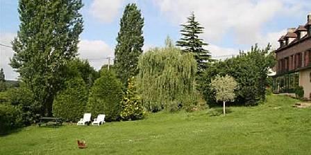 La Gentilhommière de Normandie Le jardin