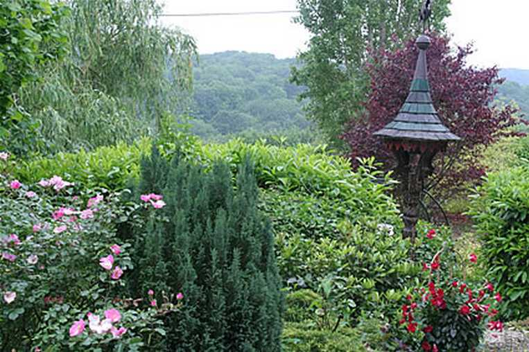 bed & breakfast Eure - The Garden