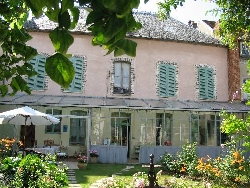La Graineterie One Bed And Breakfast In Yonne Bourgogne