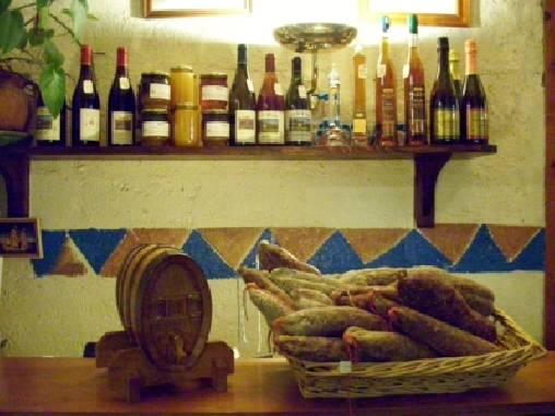 Chambre d'hote Ain - Le plateau de fromages