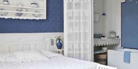 La Guérandière Chambre bleue
