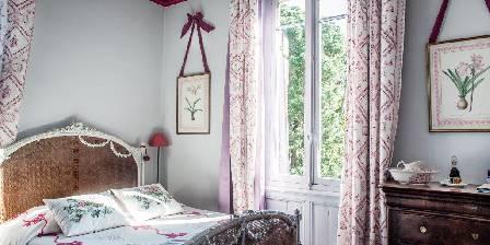 La Guérandière Chambre rose