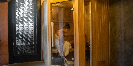 La Guérandière Sauna la Guérandière