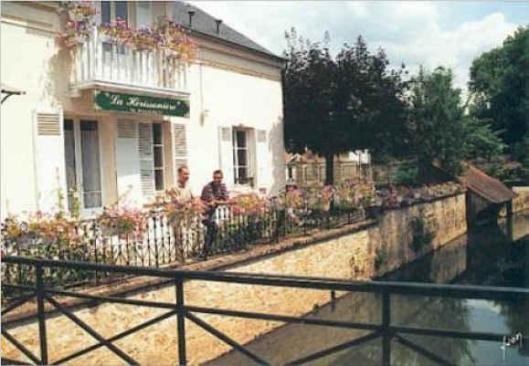 Chambres D 39 Hotes Seine Et Marne La H Rissoni Re