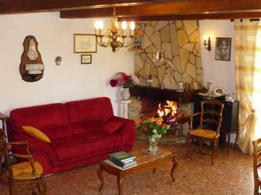 Chambre d'hote Var - salon