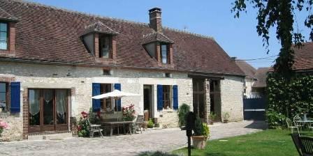 A La Métairie Façade Sud sur jardin - Romantica et salon
