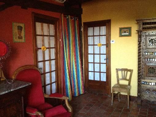 salon commun à Romantica et Rustica