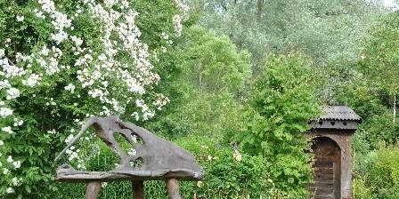 La Petite Madeleine Jardin paysagé