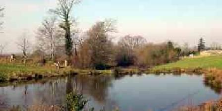 La Vigne Le petit étang où vous pouvez pêcher