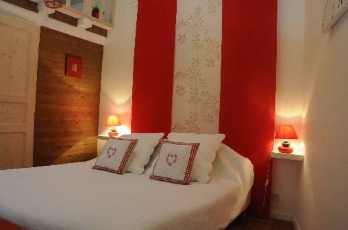 bed & breakfast Maine-et-Loire - Chinon room