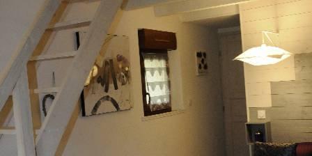 La Thibaudière Mezzanine chambre Saumur