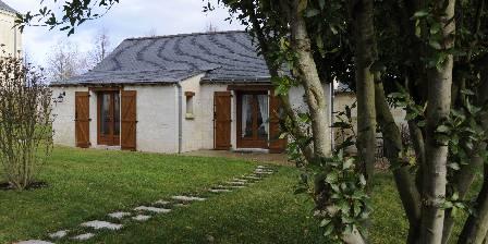 La Thibaudière Chambres Chinon et Saumur en rez de jardin