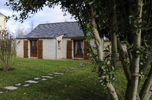 Chambres Chinon et Saumur en rez de jardin