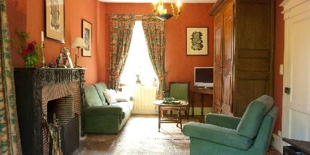 La Verrerie d'Ivoy L'Annexe: salon de la suite