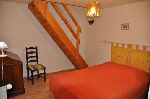 Chambre d'hote Alpes de Haute Provence - chambre Albion