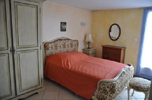 Chambre d'hote Alpes de Haute Provence - chambre La Nesque