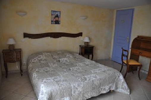 Chambre d'hote Alpes de Haute Provence - chambre Lure
