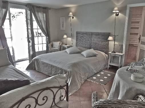 Chambre d'hote Vaucluse - Chambre