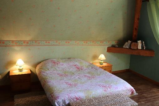 Chambre d'hote Hautes Alpes - Chaperon, La chambre du peintre
