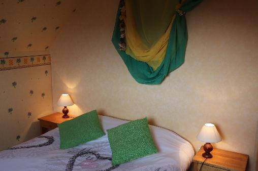 bed & breakfast Hautes Alpes - Feraud room