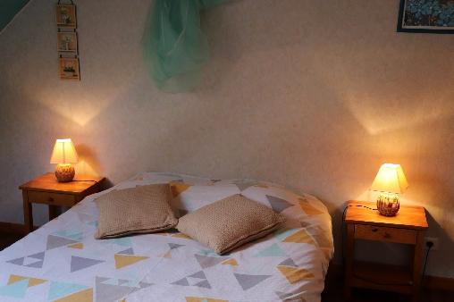 bed & breakfast Hautes Alpes - Queyrel room