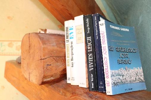 Lectures à glaner au quatre coins de la maison