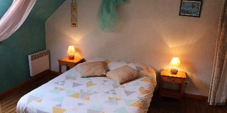Le Cairn Queyrel room