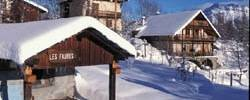 Bed and breakfast Le Chalet des Faures