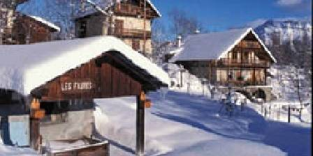 Bed and breakfast Le Chalet des Faures >