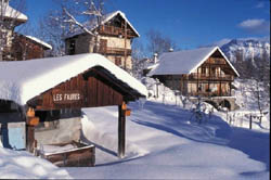 Chambres d'hotes Hautes Alpes, Champcella (05310 Hautes Alpes)....