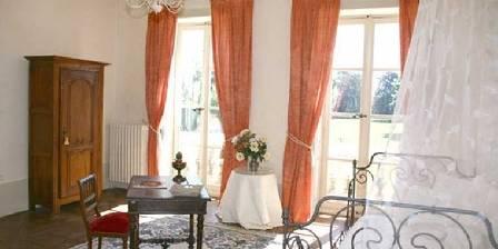 Le Château de Flammerans Salon et 2eme lit suite Le Nôtre