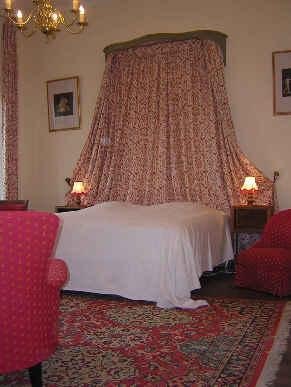 Chambre d 39 hote le chateau de grand rullecourt chambre d for Chambre d hotes pas de calais