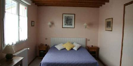 Bed and breakfast Le Clos de la Barre > Chambre Jasmin