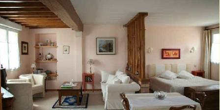 Bed and breakfast Le Clos de la Barre > Suite Rose