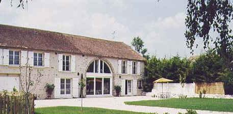 Chambres D 39 Hotes Seine Et Marne Le Clos Du Tertre