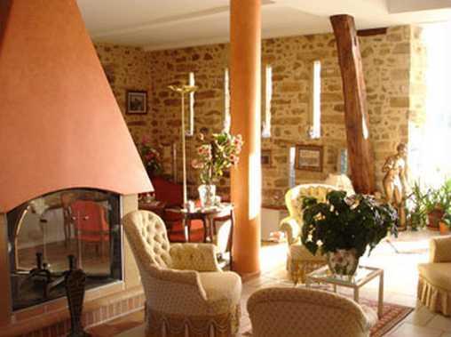 Chambre d'hote Essonne - Le salon