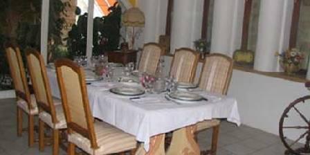 Le Feuilleret La table d'hôtes
