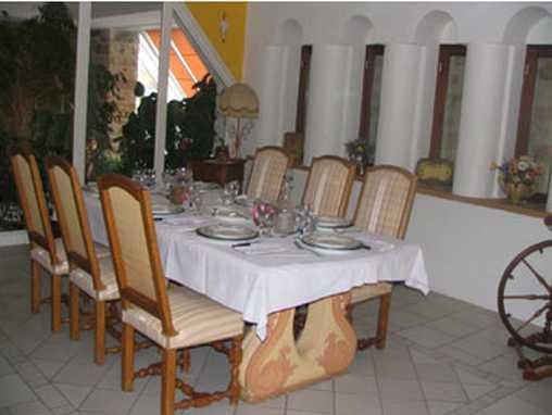 Chambre d'hote Essonne - La table d'hôtes
