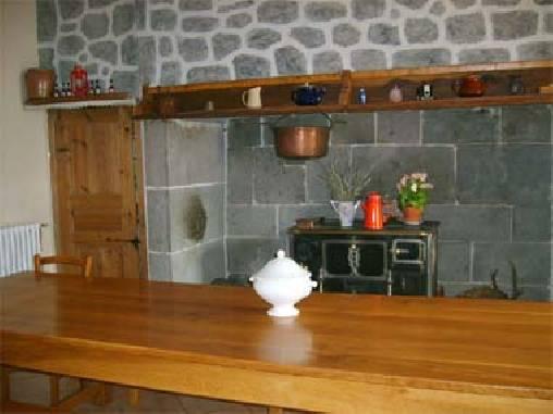 Chambre d'hote Cantal - Table d'hôtes