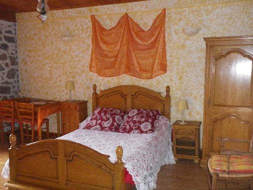 Chambre d'hote Cantal - suite familiale