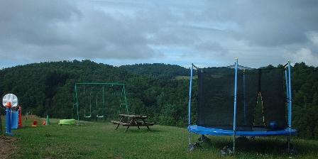 Le Fromentou Pré mis à disposition à 200 métre de la maison
