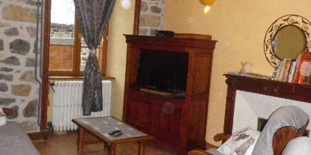 Le Fromentou Salon maison d'hôtes