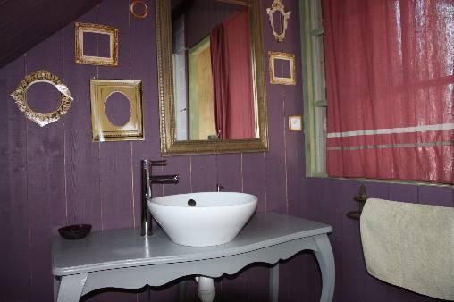 Salle d'eau chambre Baroque