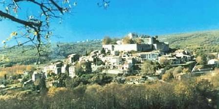 Le Jardin des Glycines Le village de Mane