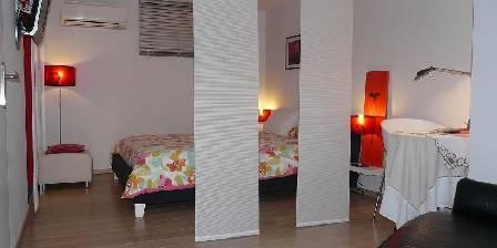 Le Lis Casa Blanca Suite design