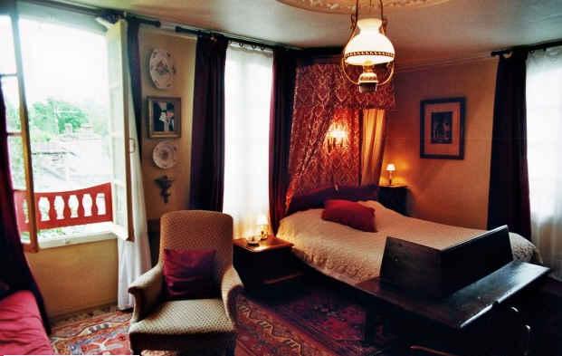 Chambre d'hote Côtes-d'Armor - La chambre Baldaquin