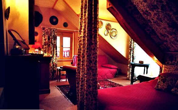 Chambre d'hote Côtes-d'Armor - La chambre Perse